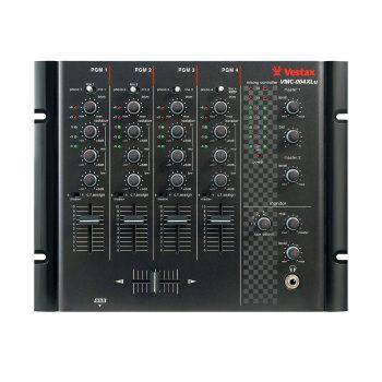 Foto: Vestax VMC-004XLu DJ-Mixer - Draufsicht