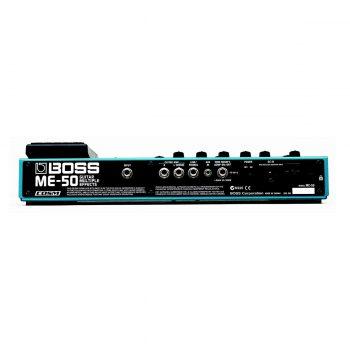 Foto: Boss ME-50 Guitar Multieffekt Bodeneffekt Effektpedal - Rückseite