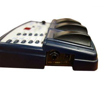 Foto: DOD Tec-4 Guitar Preamp Bodeneffekt Effektpedal - Top