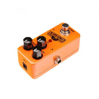 Foto: NUX Digital Delay Konsequent Bodeneffekt Effektpedal - Top und links