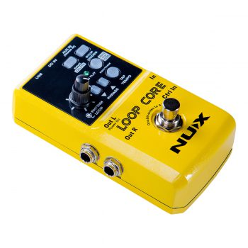 Foto: NUX Loop Core Bodeneffekt Effektpedal - Top links