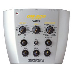 Foto: Zoom GM200 Guitar Amp Modeler - Top