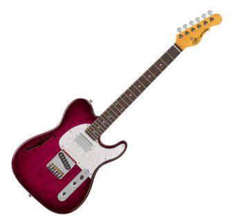 G&L Asat Bluesboy E-Gitarren